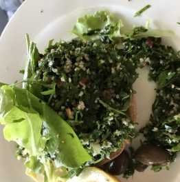 Review: Pilgrims Cafe – Milton